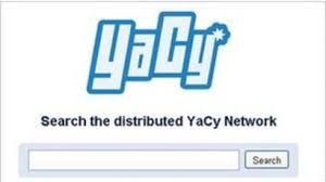 Поисковая программа YaCy