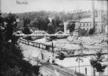 Город-Nokia
