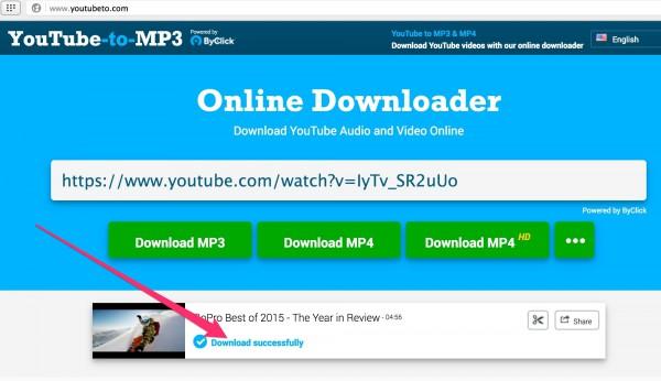 Как можно увидеть, этот способ достаточно удобный и простой для скачивания видео с youtube.