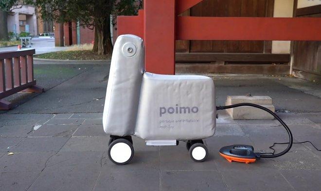 Электровелосипед Poimo