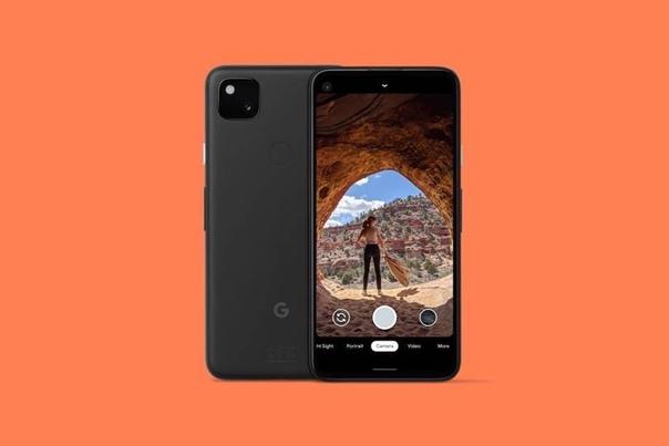 Google представила Pixel 4a. Технические характеристики