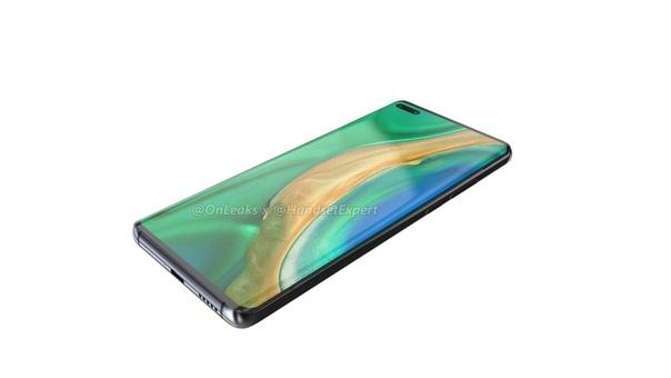 Инсайдер OnLeaks представил качественные рендеры Huawei
