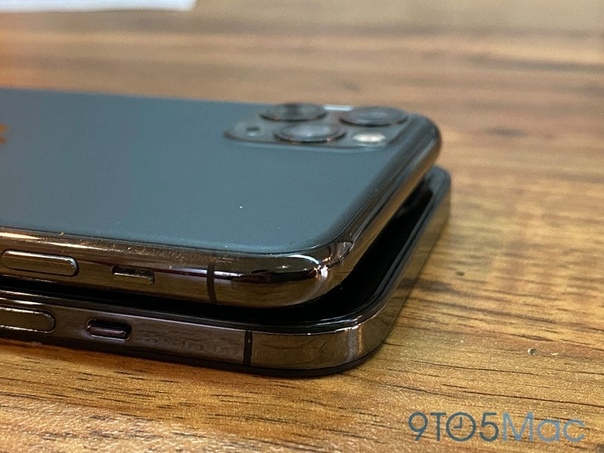 iPhone 12 показали в виде качественных макетов.