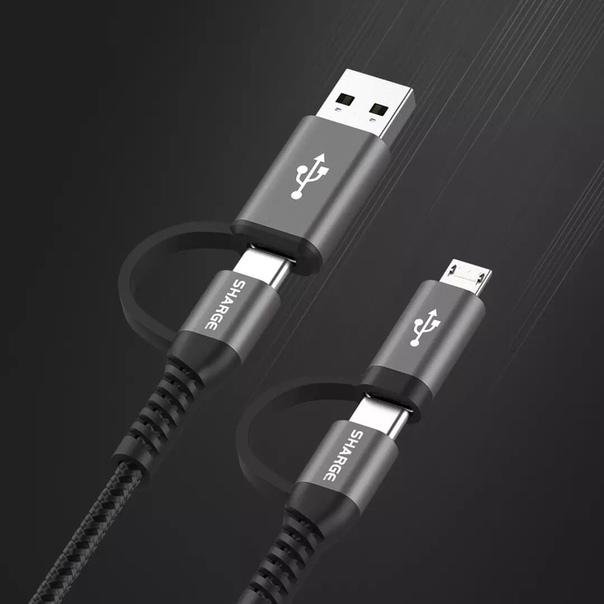 На краудфандинговой площадке Xiaomi появился плетеный кабель
