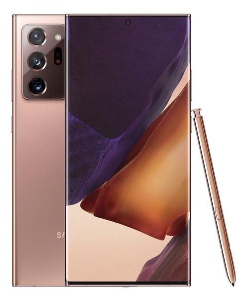 Samsung представила Note 20 и Note 20 Ultra.