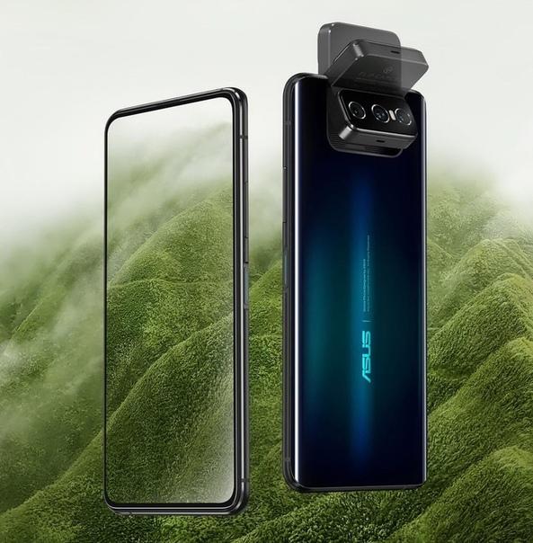 Представлен ASUS Zenfone 7 и 7 Pro.