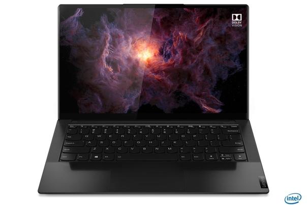 Lenovo представила ноутбук-трансформер Yoga 9i.