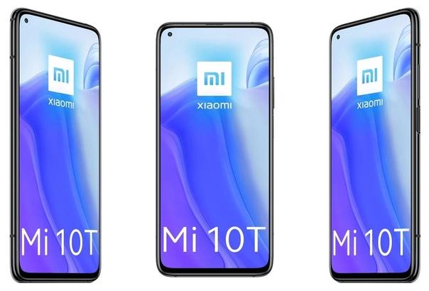 Индийский инсайдер Суданшу Амбхор разместил в своём Twitter-блоге подборку пресс-рендеров Xiaomi Mi 10T.