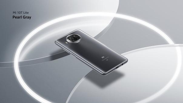 Вместе с Xiaomi Mi 10T и 10T Pro представили и Lite-версию.