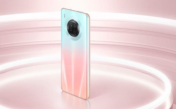 Huawei представила смартфон с выдвижной фронтальной камерой — Y9a.