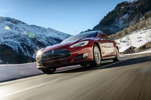 В Канаде произошёл любопытный инцидент с Tesla Model S.