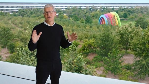 Что ещё представила Apple на вчерашней презентации: