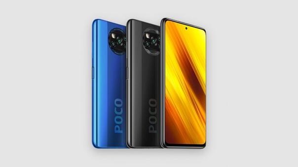 Poco представила - X3 NFC.