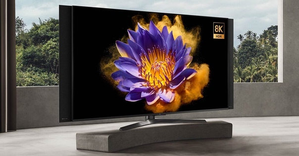 Xiaomi представила 8K-телевизор — Mi TV Master Extreme Edition.