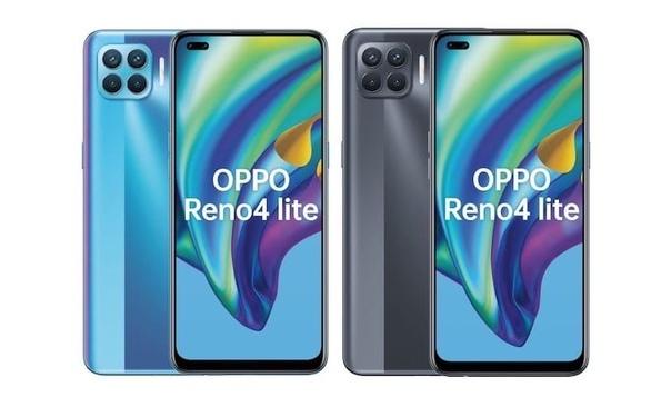 В сети появились качественные рендеры, демонстрирующие дизайн OPPO Reno 4 Lite.