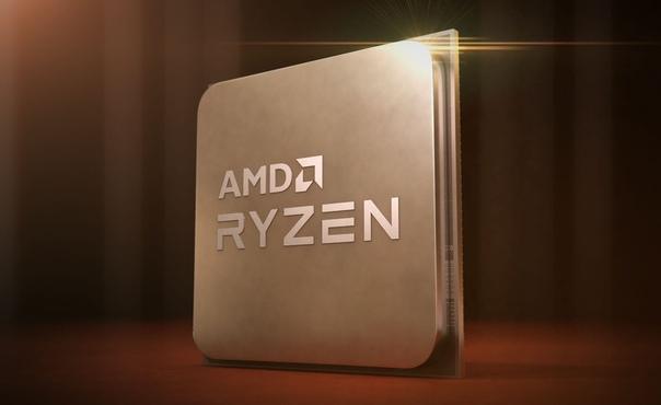 AMD представила геймерские процессоры серии Ryzen 5000.