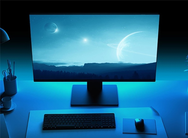 Xiaomi представила геймерский монитор Fast LCD Monitor.