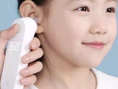 На краудфандинговой платформе Xiaomi появилось новое устройство — ушной термометр Mijia, который способен измерять температуру тела за считанные секунды.