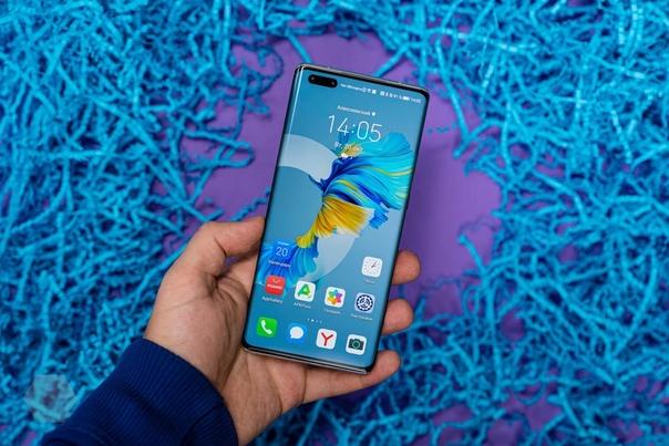 Huawei провела презентацию своих флагманских смартфонов Huawe...