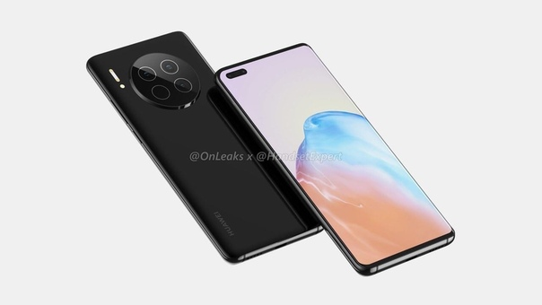 Huawei объявила дату презентации флагманских смартфонов Mate 40 и Mate 40 Pro — их покажут 22 октября.