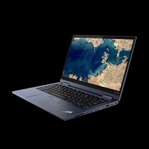 Lenovo представила ноутбук на операционной системой Chrome OS - ThinkPad C13 Yoga.