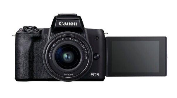 Canon представила новую беззеркальную камеру EOS M50 Mark II.