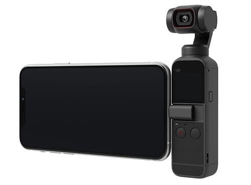 Компания DJI представила компактную камеру DJI Pocket 2.  Нем...