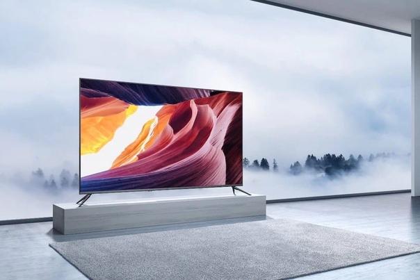 Realme представила первый телевизор с матрицей SLED.