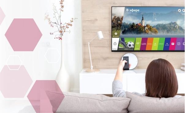 LG представила крупное обновление  программного обеспечения для своих смарт-телевизоров.