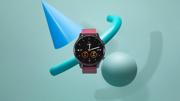 Еще одна новинка от Xiaomi на сегодня — смарт-часы Mi Watch с поддержкой Always-on, сотнями циферблатов и пульсометром.