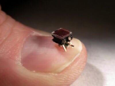 В США представили прототип магнитного робота, который способе...