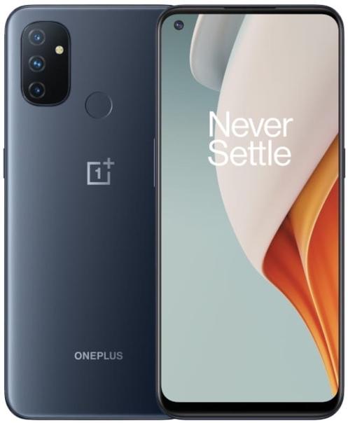 OnePlus представила два новых смартфона среднего класса - OnePlus Nord N10 и OnePlus Nord N100.
