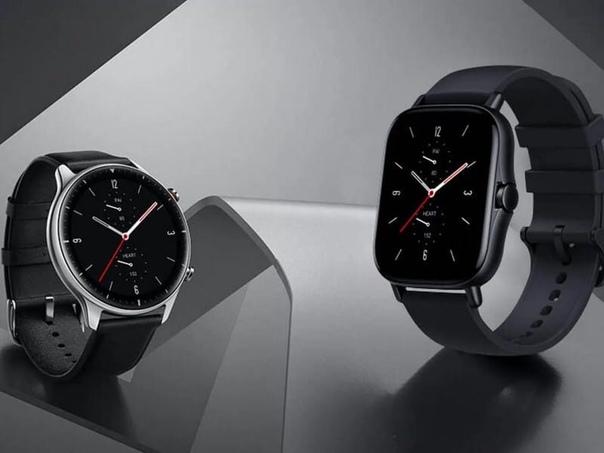 Компания Huami представила две флагманские модели умных часов Amazfit GTR 2 и GTS 2.