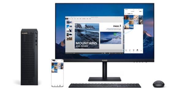 Huawei представила настольный ПК - MateStation B515.